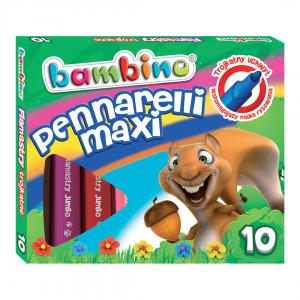 PENNARELLI MAXI 10 COLORI