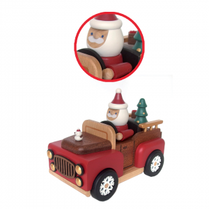 Carillon Santa Mobile